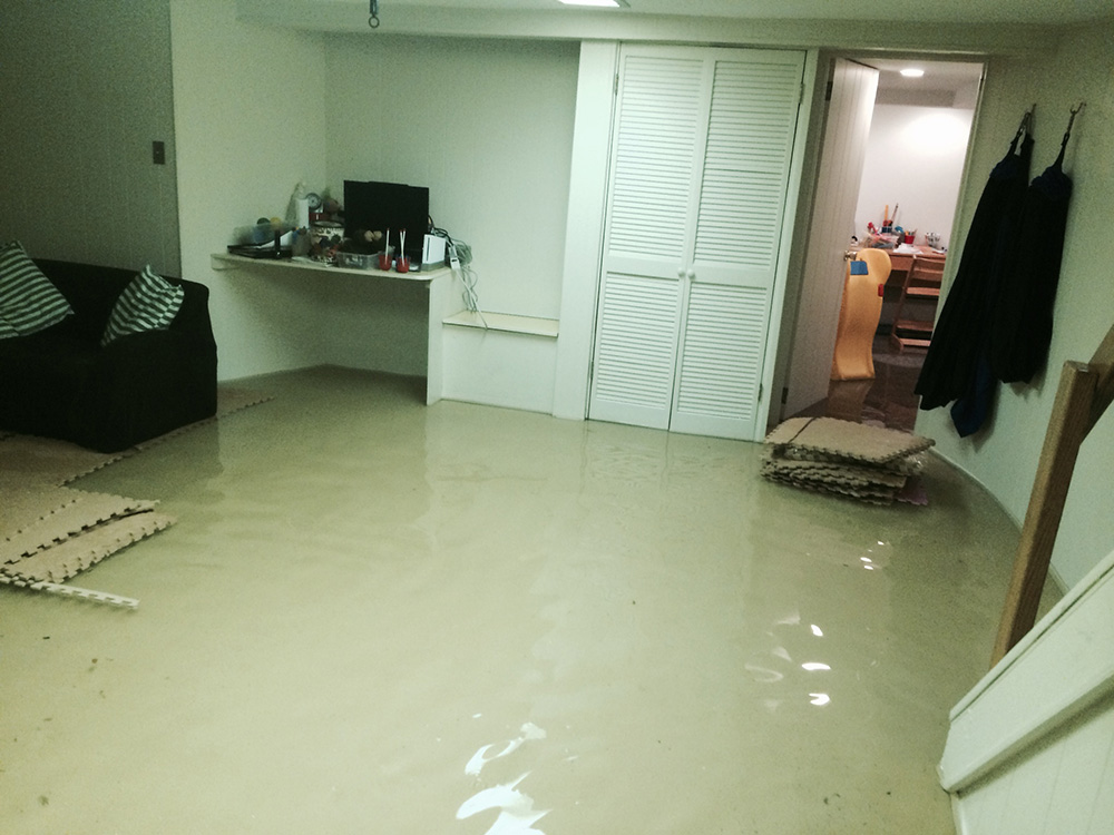 DEVASTATING HOUSE FLOOD!!  OUR HOUSE IS RUINED!